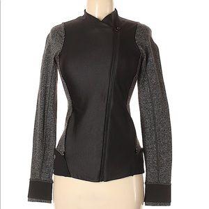 Lululemon track jacket, size 6
